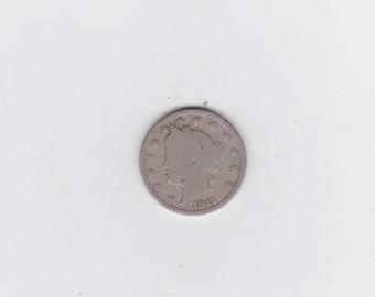 1911 Liberty head or victory nickel