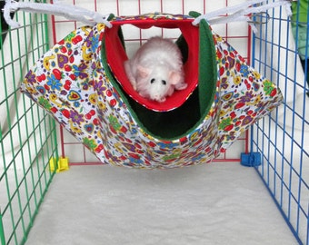 RAT SAC Tunnel Under med - Ducks & Fruit