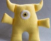 Yellow Monster Buddy