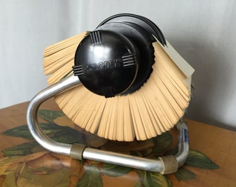 Rolodex Rotary File Vintage Office Phone Numbers Contact Address Business Cards