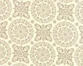 Grey Medallion Refresh Fabric - Sandy Gervais - Moda - 17861 11