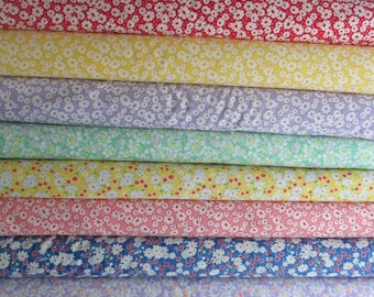 30s Playtime Reproduction Fabric - Half Yard Bundle - Moda
