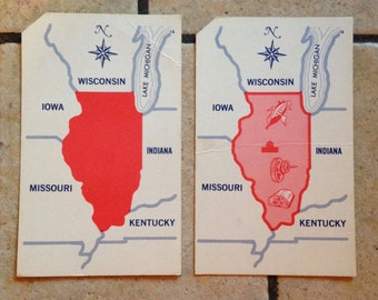 Illinois State Teaching Cards