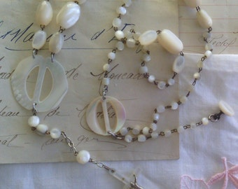 Purity - Antique Mother of Pearls