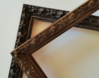 10 x 13, 11 x 14, 12 x 16 Vintage ,Ornate, Antique, Biltmore Collection Picture Frames, photo frames, art, wedding, iron, bronze,