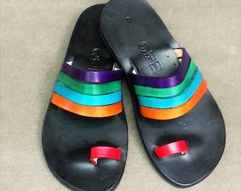 Rainbow Sandal