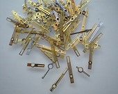 100 vintage steampunk watch hands #2