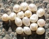 Fresh Water Pearl Potato Beads
