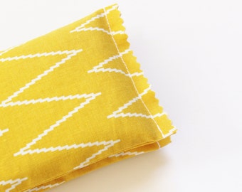 Pineapple Yellow Lavender Sachets, Tropical Decor, Hostess Gift for Women