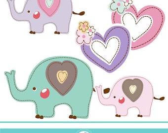 Elephant Baby Shower - COMMERCIAL USE OK