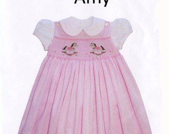Children's Corner Sewing Pattern Amy Sizes 1-4