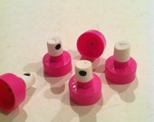 Rusto Donut Collar Cap Adapter - Use Any Spray Paint Cap on Rusto Cans
