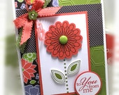 Stampin' Up To You From Me Card
