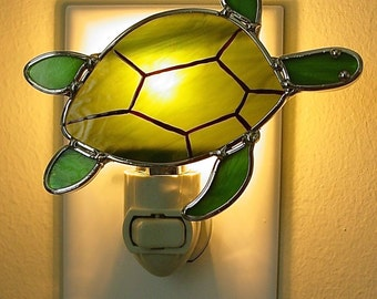 NEW!!    Turtle Night light