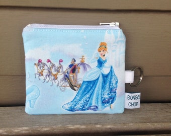 Cinderella Mini Wallet with ID Holder