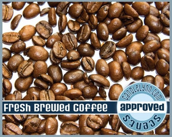 FRESH BREWED COFFEE Clam Shell Package - Tarts - Break Apart Melts