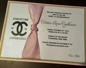 Custom listing for Francheska 20 invitations