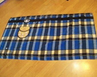 spartan Scottish  kilt  bath towel novelty