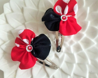 Set of Hair Clips