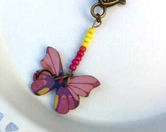 SECONDS progress keeper, knitting, crochet- Butterfly Parlour