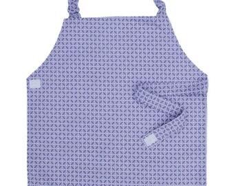 SALE 20% OFF - Lavender Apron - Toddler