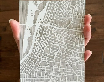 Memphis, charlotte, charleston, greenville, or richmond notecards