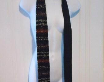 Boston Traders Cotton Knit Square Bottom Necktie