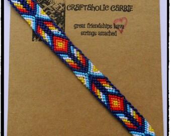 Woven Friendship Bracelet #75005