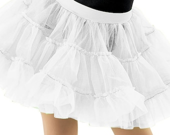 Petticoats - Tutus - Crinoline Apron Add On to Wear Underneath our Sexy Retro Flirty Pin Up Womens Aprons (DP)