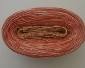 PUMPKIN MEDLEY   Color Changing Cotton yarn  480 yards/100 gr  Fingering Weight