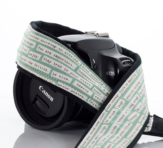 Dslr Camera Funny Quotes: Camera Strap, DSLR, Happy Thoughts, Pocket, Inspirational