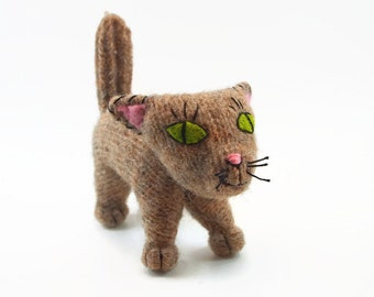 wool cat toy