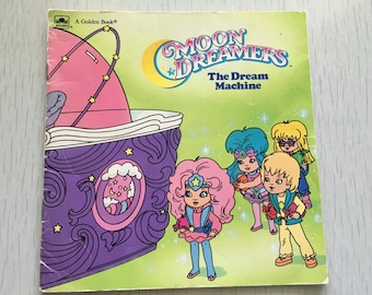 1986 Moon Dreamers paperback book