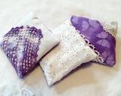 Lavender Sachets Set of 3