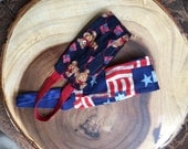 Mommy and Me Patriotic Headband Set