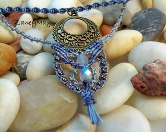 Blue Jean Baby Choker - Jewelry