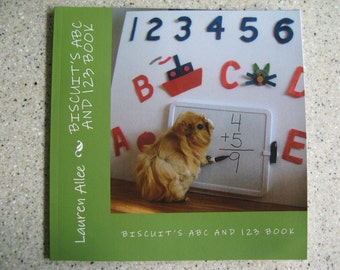 Biscuit's ABC and 123 Book; An Alphabet and Counting Book for Preschoolers and Kindergarteners