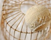 PDF Knitting Pattern - Knit Bonnet Pattern - Newborn Photography Prop Pattern