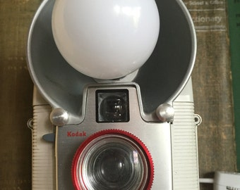 1960's Kodak Startech Camera Lamp