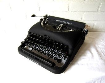 Vintage Remington Rand Model 5 Typewriter - Samantha - Professionally Serviced