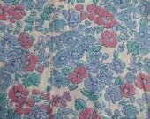 Vintage 100% Cotton Lawn