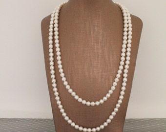 Wedding Pearl Necklace Bridal Pearl Necklace Swarovski Pearl Necklace Wedding Necklace Bridal Jewelry Wedding Jewelry Set Pearl Necklace