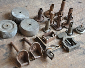 Lot of found items - Parts E2138