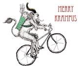 Krampus Rides