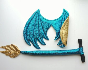 tails wings dragons - photo #7