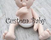 Custom Cake Topper for Alison