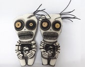 Voodoo Zombie Doll Scary Dolls Creepy Monsters Gothic Horror