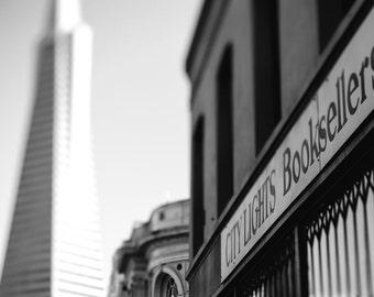 City Lights |||  San Francisco Photography | Travel Photography | Architecture  | Urban Photography | Street Scene | California