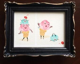 Ice Cream Tragedy