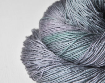 Army of the Dead - Silk/Cashmere Lace Yarn